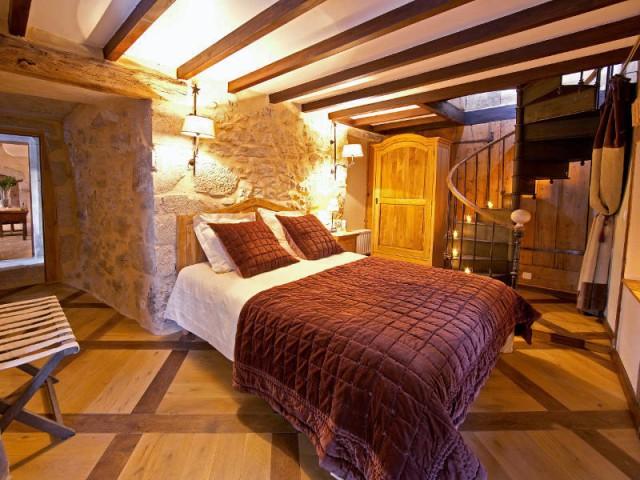 Une chambre isolée au cœur du château - Un château rénové au coeur du Vercors