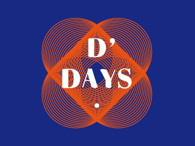 Edition 2016 du Festival du design D'Days
