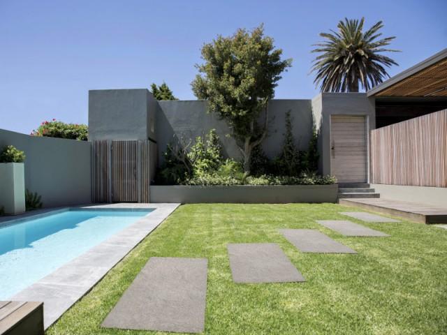 10 all es de jardin bien structur es. Black Bedroom Furniture Sets. Home Design Ideas