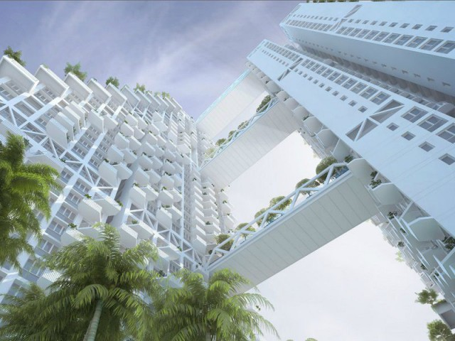 Sky Habitat : Singapore, the place to be - Sky Habitat
