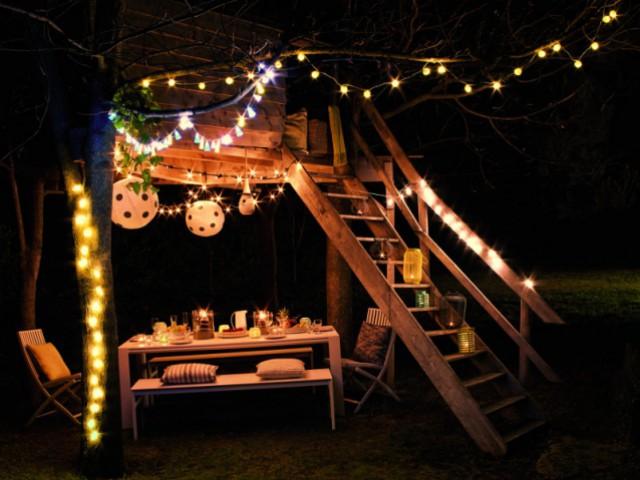 Eclairage extérieur : une ambiance lumineuse dans mon jardin