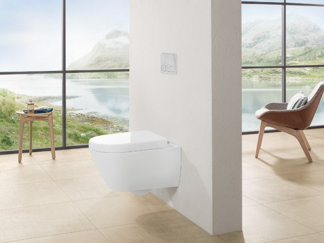 Des toilettes équipées d'un désodorisant pour une odeur agréable - Innovations sanitaires