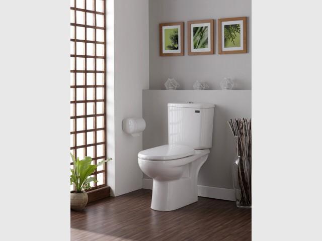 Des toilettes silencieux pour un usage facile jour et nuit  - Innovations sanitaires
