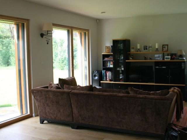 Une ventilation de maison passive à entretenir régulièrement  - Une maison passive en bois bâtie dans la forêt