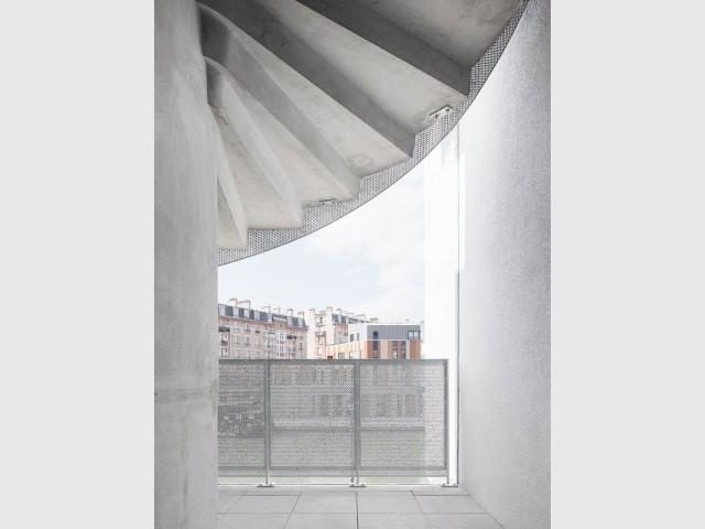 Diapason : une structure béton et de belles performances - Diapason