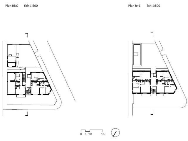 Diapason, un immeuble en béton et sa faille de métal - Diapason
