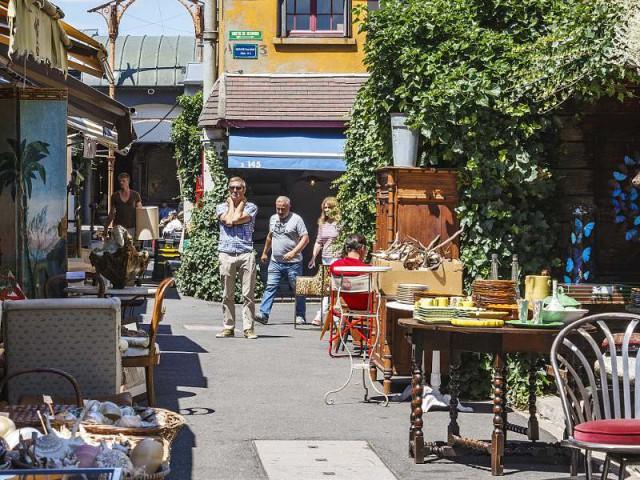 Le marché aux Puces fête ses 70 ans