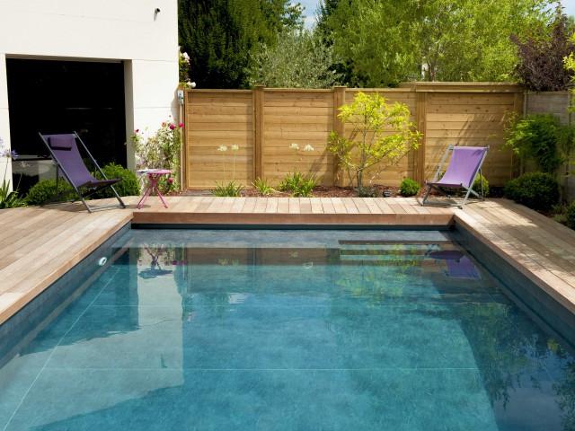 Un entretien automatique pour une facilité d'utilisation - une piscine automatisée facile d'entretien