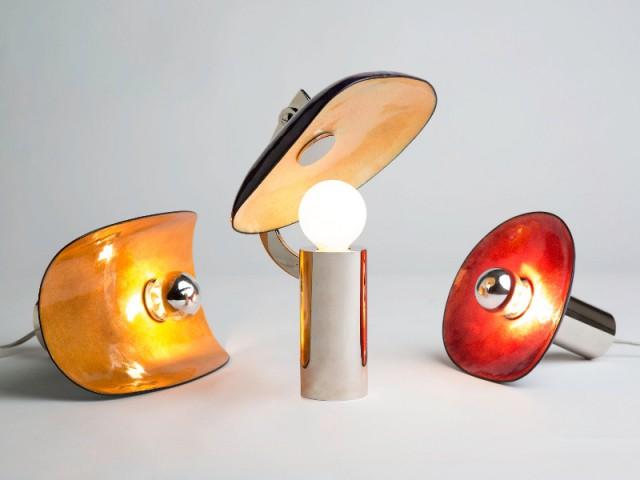 Table Lamp by Marco Zanuso & Gabriella Gabrini