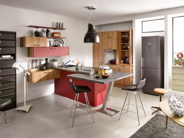 10 astuces pour agrandir une petite cuisine. Black Bedroom Furniture Sets. Home Design Ideas