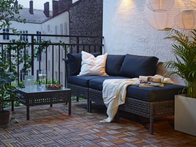 Un mobilier de jardin en résine tressée pour une terasse chaleureuse - La résine tressée pour le mobilier de jardin