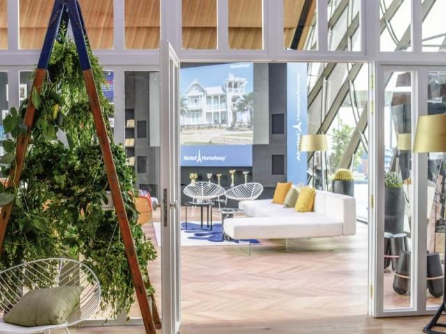 Un jardin d'hiver pour une chambre d'enfants - Un appartement aménagé dans la Tour Eiffel