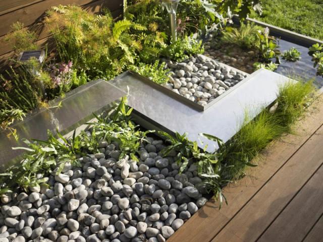 Un bassin en escalier pour un petit jardin  - Un bassin esthétique pour mon jardin