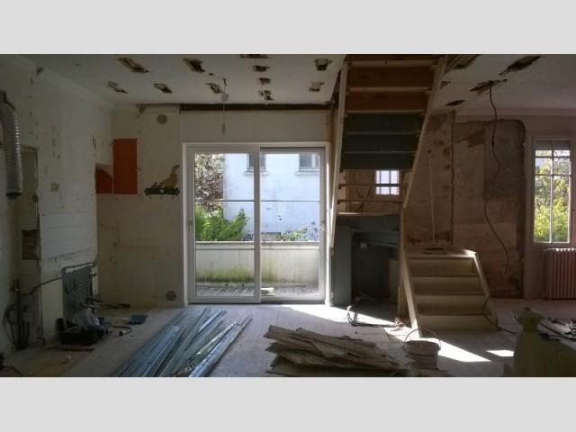 Maison PJ à Nantes : des planchers évidés pour gagner en volume - Maison PJ à Nantes