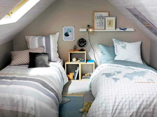 am nager ses combles 10 id es pour une pi ce en plus. Black Bedroom Furniture Sets. Home Design Ideas