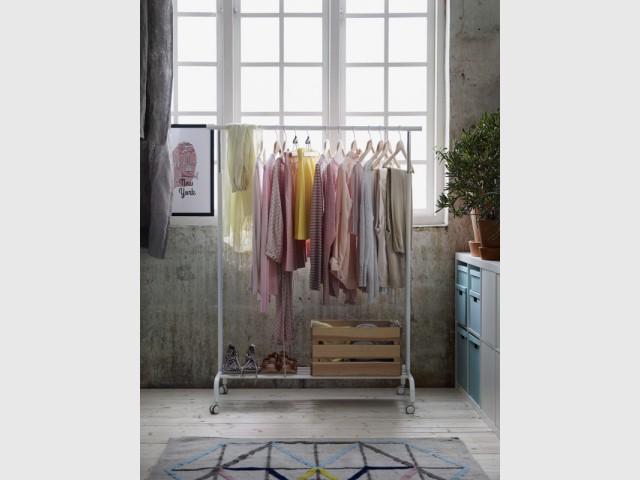 dressing 10 mod les malins pour optimiser sa chambre. Black Bedroom Furniture Sets. Home Design Ideas