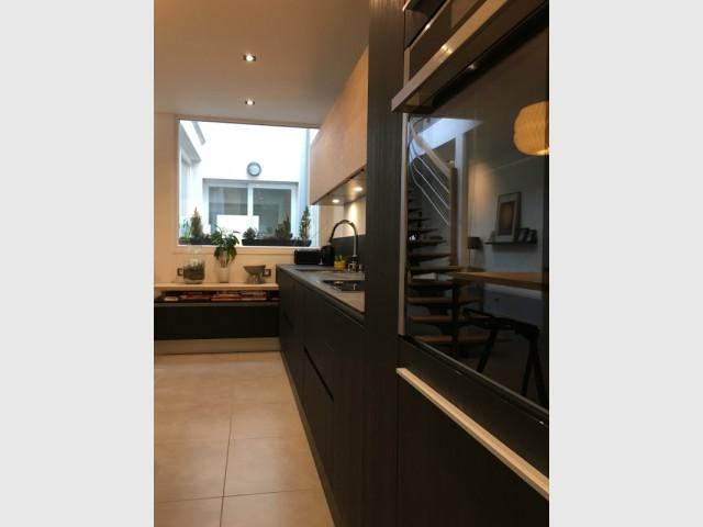 Fiche pratique  - Une cuisine design et fonctionnelle.