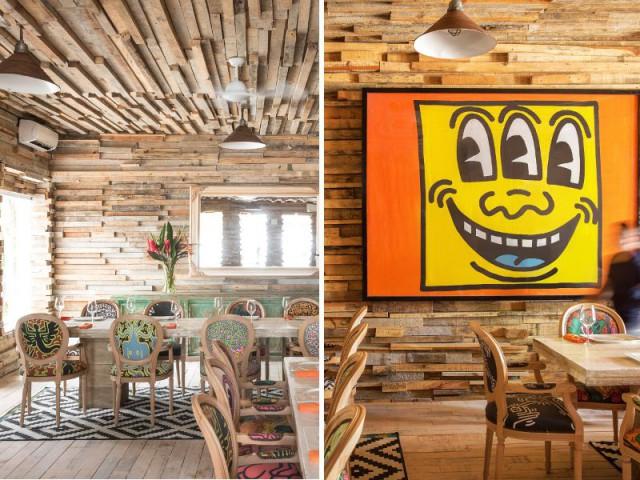Une salle à manger tout en bois pour rendre hommage à la nature - Dix idées à copier pour son intérieur.