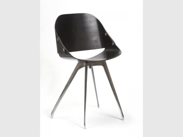 La chaise Wimpy de Roger Tallon