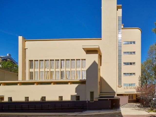 Collège néerlandais à la Cité internationale universitaire CIUP à Paris