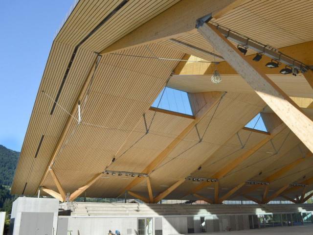 Prix national de la construction bois : lauréat Bâtiments et Aménagements Divers - Prix national de la construction bois 2016
