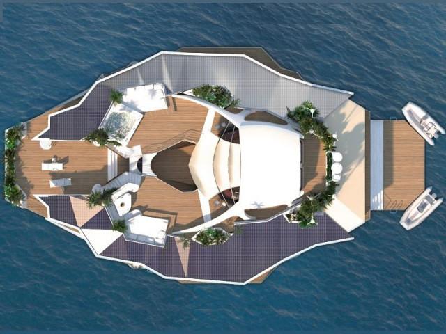 Orsos Island : très géométrique - Orsos Island