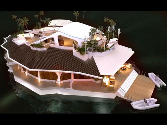 Orsos Island : luxe, calme et volupté - Orsos Island