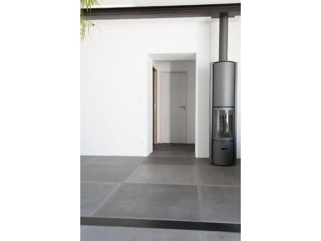 Une maison conforme aux critères du développement durable - Maison individuelle Rouvière Construction