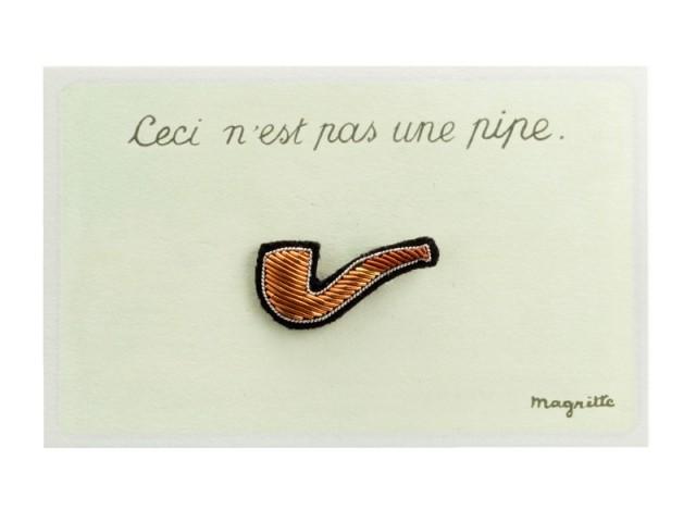 Confrontation des mots et des images - Magritte s'invite dans nos maisons