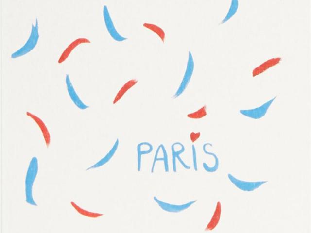 Article de papeterie Exposition PARIS!