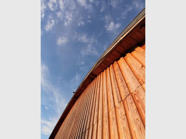 Fiche technique : - Maison bois à Cahors