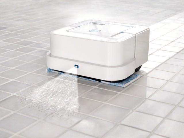 IRobot lance Braava Jet, nouveau laveur de sols