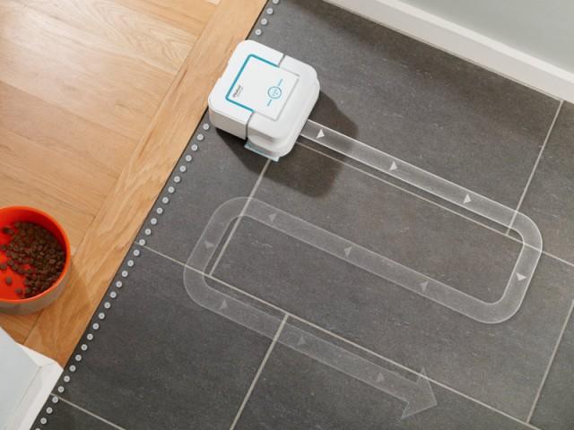 Un robot toujours plus intelligent pour un nettoyage optimal - IRobot lance Braava Jet, nouveau laveur de sols