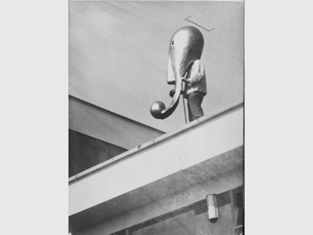 La photographie comme expérimentation au Bauhaus