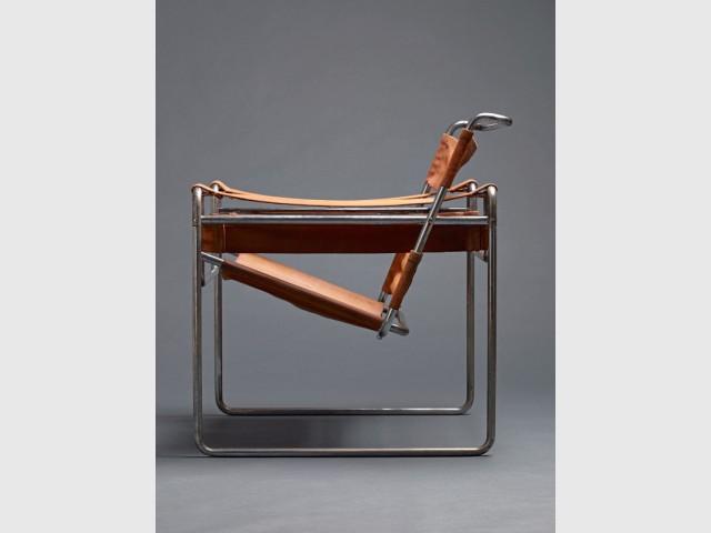 Une chaise de Marcel Breuer