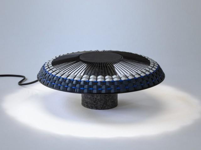 Grilles de ventilateurs recyclées