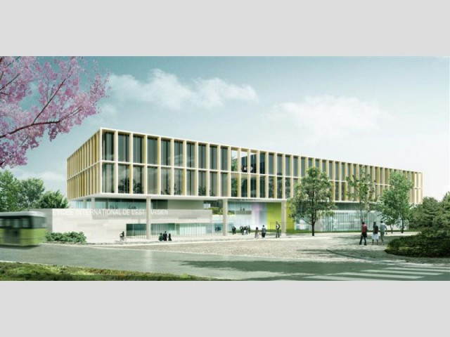 Lycée Noisy le Grand (94) - Effinergie +