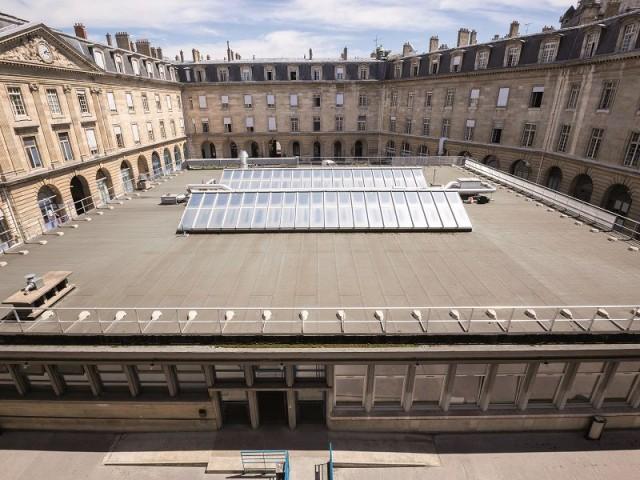 Le potager sur le toit : l'avant travaux - Potager du toit