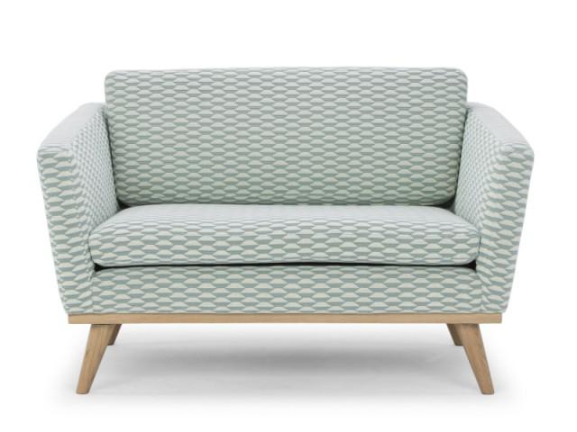 Un petit canapé pour un salon cosy
