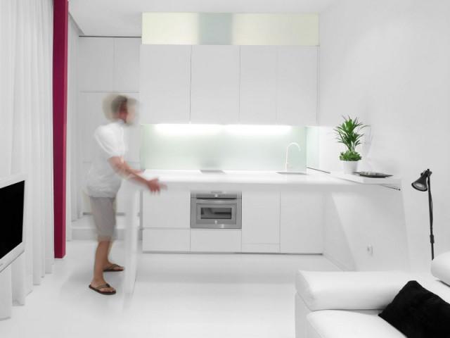 Transformer une cuisine en salle à manger