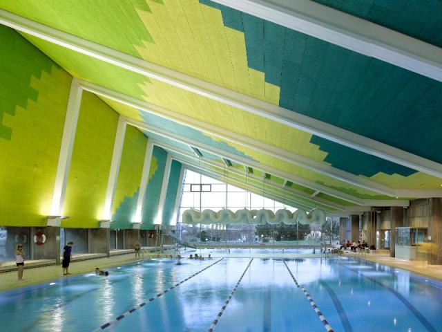 La plus belle piscine rénovée : la piscine d'un centre sportif en Allemagne - Concours Pool Vision 2016