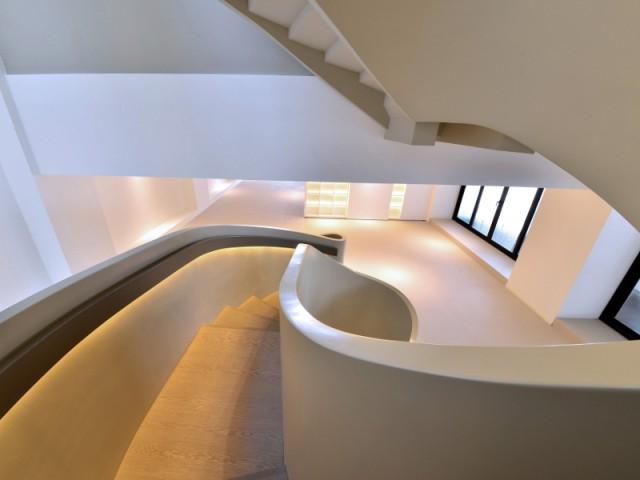 Ribbon House : Des espaces vastes, épurés et lumineux
