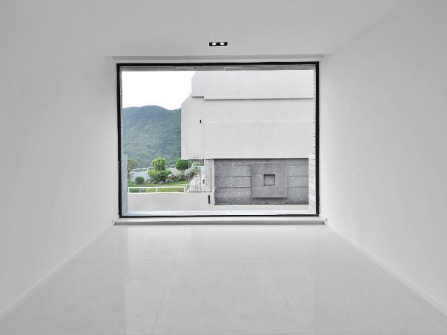 Ribbon House : Une villa de Hong-Kong et son escalier en ruban magistral