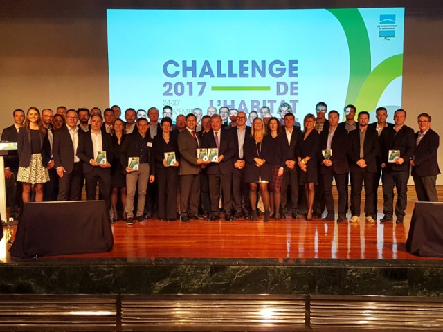 Challenge de l'habitat innovant 2017