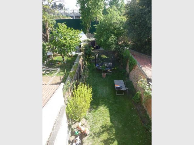 Un jardin magnifié par l'extension contemporaine