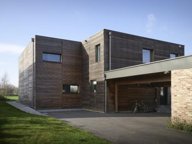 une maison passive double sa surface en pr servant ses atouts cologiques. Black Bedroom Furniture Sets. Home Design Ideas