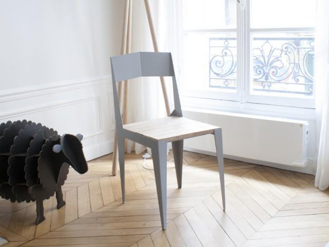 La chaise Bol-Oré signée Laurent Gourier