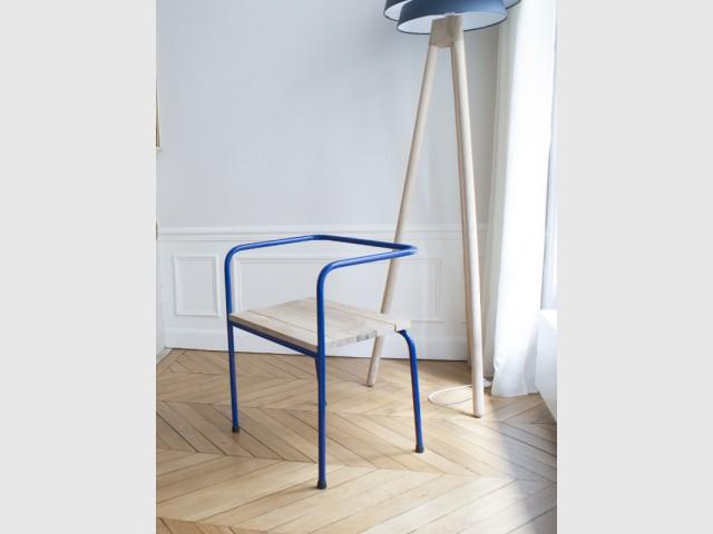 La chaise Beau-Pain signée Laurent Gourier