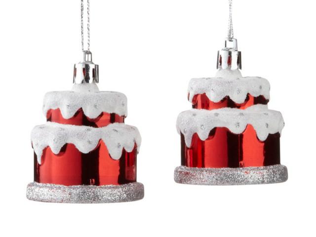 Des suspensions gâteaux pour un sapin de Noël gourmand