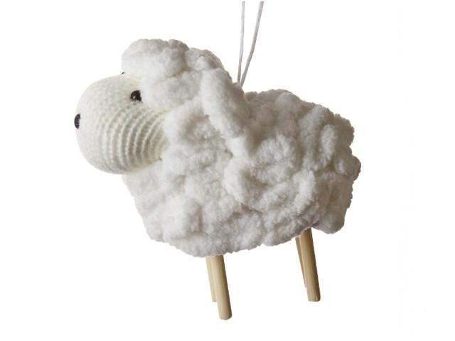 Une suspension comme un nuage pour votre sapin